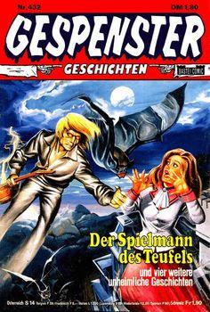 Cover for Gespenster Geschichten (Bastei Verlag, 1974 series) #432