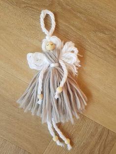 Fairy Dolls, Dream Catcher, Tassels, Crochet Patterns, Bunny, Jute, Key Fobs, Wool, Dreamcatchers