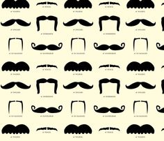 #Mustaches for everyone! #Movember! Click on the image & visit #WiShi today-a completely FREE styling tool which allows you to upload pictures of clothes you already own-which you can then both request styling for special events and style others! <3 #nomorenothingtoweardays