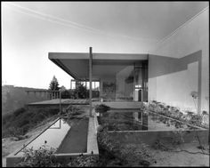 Chuey House  Palm Springs, California  Photo by Julius Shulman                                                                                                                                                                                 More