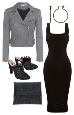 """""""FunkyFabulous"""" by lattiemoorestyle on Polyvore featuring IRO, Dolce&Gabbana and Botkier"""