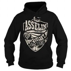 I Love Its an ASSELIN Thing (Dragon) - Last Name, Surname T-Shirt Shirts & Tees