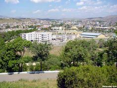 Sinê, the Capital of the Province Kordestan.