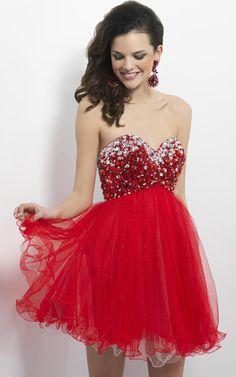 hitapr.com red homecoming dresses (05) #reddresses