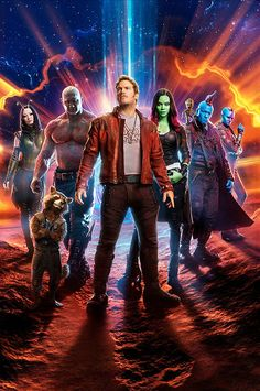 Guardians of the Galaxy - Universo Marvel. There is a big theme of escaping isolation. Star Lord is the only Human, Rocket is a mutated creation, one of a kind, Drax's family was murdered and he is isolated by his grief and hatred, Gamora can not escape her life as an enforcer of a God who killer her family and modified her. Groot, is just a tree.