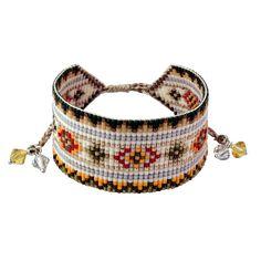off loom beading techniques Loom Bracelet Patterns, Bead Loom Bracelets, Bead Loom Patterns, Woven Bracelets, Bracelets For Men, Beading Patterns, Flower Patterns, Indian Beadwork, Native Beadwork