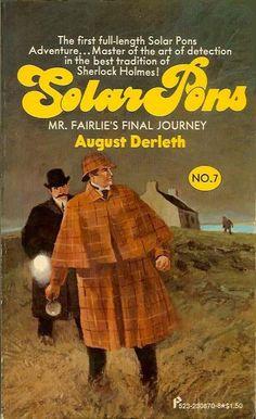 Sherlock's Vault: Mr. Fairlie's Final Journey (1976)
