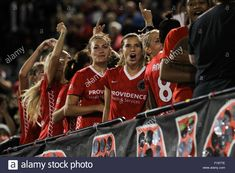 2015 - TOBIN HEATH dances in front of the fans after the game. The Portland Thorns FC hosted the Washington Spirit at Providence Park on August © David Providence Park, Portland Thorns, Orlando Pride, Tobin Heath, My Idol, Soccer, Live News, Stock Photos, Vectors