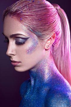 Anya Goy | Rainbow Hair