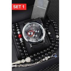 Erkek saat bileklik tesbih çakmak seti ürünü, özellikleri ve en uygun fiyatların11.com'da! Erkek saat bileklik tesbih çakmak seti, erkek kol saati kategorisinde! 821