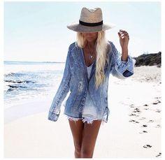 Beach boho