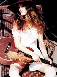 Guitar girl - http://guitarclass.org