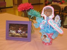 Doc Mc Stuffins Birthday Party Ideas | Photo 8 of 52 | Catch My Party