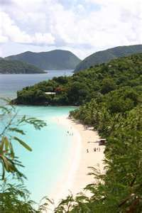 I loved St. John's in the Virgin Islands. Hope to go again