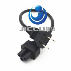 148.49$  Buy now - http://ali5x0.worldwells.pw/go.php?t=32669124655 - Ultrashort US regulatory power cord GB 2 2 3 interposer plug the power cord 28CM Mickey Mouse tail round holebn, 148.49$