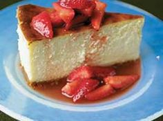 New York-Style Cheesecake - Cooks Illustrated Recipe