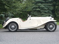 1937 AC Six 16-80 Competition Sports