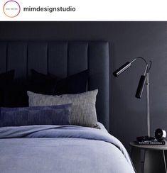 A Californian Bungalow for Melbourne by Mim Design Contemporary Interior Design, Contemporary Bedroom, Modern Bedroom, Home Interior Design, Modern Design, Living Room Designs, Living Room Decor, Bedroom Decor, Bedroom Ideas