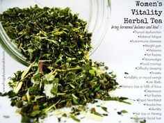 Balance Hormones Naturally :: A Women's Hormone Balancing Herbal Remedy - Ingredients 3 parts raspberry leaf 1 part chaste tree berries (vitex) 2 parts nettle leaf 1 part astragalus root 1 part oatstraw 1 part blessed thistle 2 parts peppermint Herbal Remedies, Health Remedies, Home Remedies, Healing Herbs, Medicinal Herbs, Natural Medicine, Herbal Medicine, Natural Cures, Natural Healing