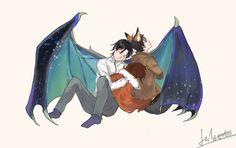 '神奇生物在我家'的衍生,以及-白臧 Beast, Anime, Cartoon Movies, Anime Music, Animation, Anime Shows