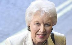 BBC 'doesn't like old people' – June Whitfield - Telegraph