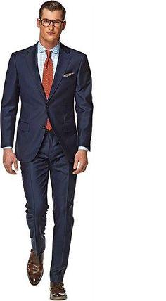 Suit_Navy_Plain_Napoli_P2778I