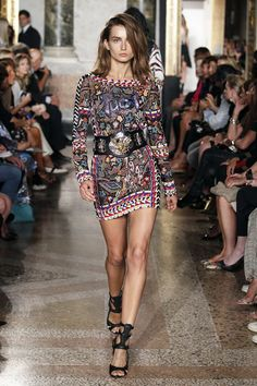 Spring Summer 2014 - Emilio Pucci Official Website and Online Store: Luxury fashion made in Italy.