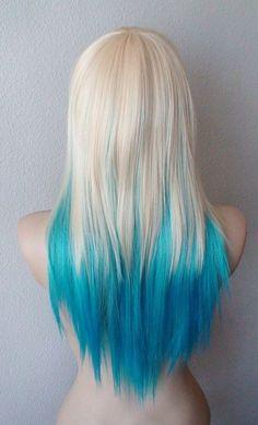 Unique hair @HippyThoughts