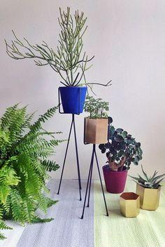 Soporte Planta L - Jarrones y Macetas - Accesorios | DomésticoShop