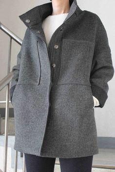 kuho style coat