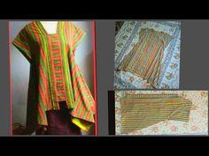 Simple Kurti Designs, Kurti Neck Designs, Sleeve Designs, Girls Kurti, Diy Embroidery For Beginners, Shirt Design For Girls, Kurti Sleeves Design, Hand Sewing Projects, Batik Fashion