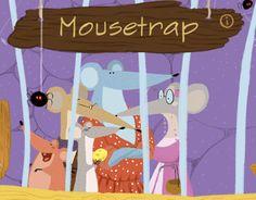 """다음 @Behance 프로젝트 확인: """"Mousetrap"""" https://www.behance.net/gallery/14172969/Mousetrap"""