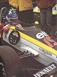 Patrick, Renault 1985