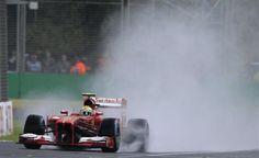 La lluvia obliga a posponer al domingo la clasificación en Melbourne – Fórmula uno (f1) – Noticias, última hora, vídeos y fotos de Fórmula uno (f1) en lainformacion.com