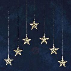 LED-lysforheng med 7 stjerner, varmhvit 5524080