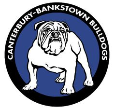 Canterbury-Bankstown Bulldogs 1978 Logo Edit by Sunnyboiiii