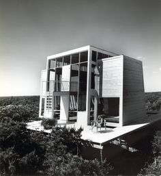 Frank House Fire Island by Andrew Geller 1958