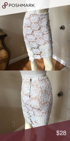 Rumor boutique skirt New with tags LF Skirts