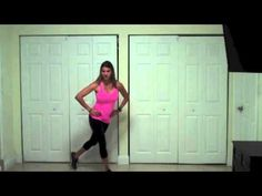Slimming #Leg #Exercise For #Women - YouTube Wow, 3 Exercises in ONE. Works the Butt and Thighs.