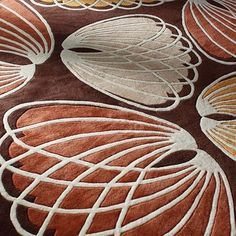 Inhabit Lotus Wool Rug | 2Modern Furniture & Lighting