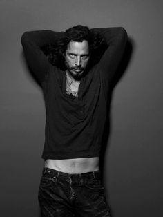 Chris Cornell by Davis Factor