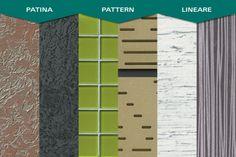 Linea Designer Collection 12/13 by Sto: texture esclusive per superfici all'avanguardia