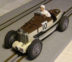 MG K3, Charlie Dodson 1934 Mannin Beg - SlotForum