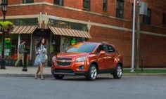 2015 Chevrolet Trax LTZ  | Chevrolet plans to introduce the 2015 Trax through an innovative marketing campaign called Hidden Gems created with help from social media influencers.
