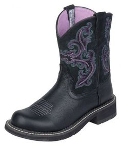 fat baby boots | fat babies boots clearance | Ariat Fatbaby Saddle ...