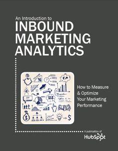 Analytics are key to marketing. Download the ebook: http://www.hubspot.com/intro-to-inbound-marketing-analytics/