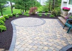 When you consider a little backyard in your house, it is clear to run out of ideas on how best to design it. You will definitely think of amazing patio ideas. Hope you liked the patio tips for backyard supplied in this report. Concrete Patios, Cement Patio, Brick Patios, Pavers Patio, Paver Walkway, Concrete Backyard, Concrete Bricks, Front Walkway, Concrete Texture