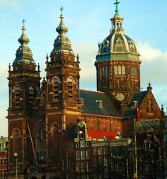 so much history just in the middle of amsterdam