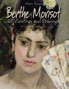 """Berthe Morisot was one of """"les trois grandes dames"""" of Impressionism alongside Marie Bracquemond and Mary Cassatt.[1] In 1864, she exhibited for the first time in the highly esteemed Salon de Paris, the official, annual exhibition of the Académie des beaux-arts in Paris. In 1874, she joined the """"rejected"""" Impressionists in the first of their own exhibitions, which included Paul Cézanne, Edgar Degas, Claude Monet, Pierre-Auguste Renoir, She was married toÉdouard Manet's, brother, Eugène."""