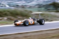 Dave Charlton Lola Chev Pietermaritzburg 1969 South African Grand Prix which was a non Championship race. One Championship, Formula 1 Car, F1 Drivers, Extreme Sports, Grand Prix, Cars And Motorcycles, Motors, Race Cars, Canada